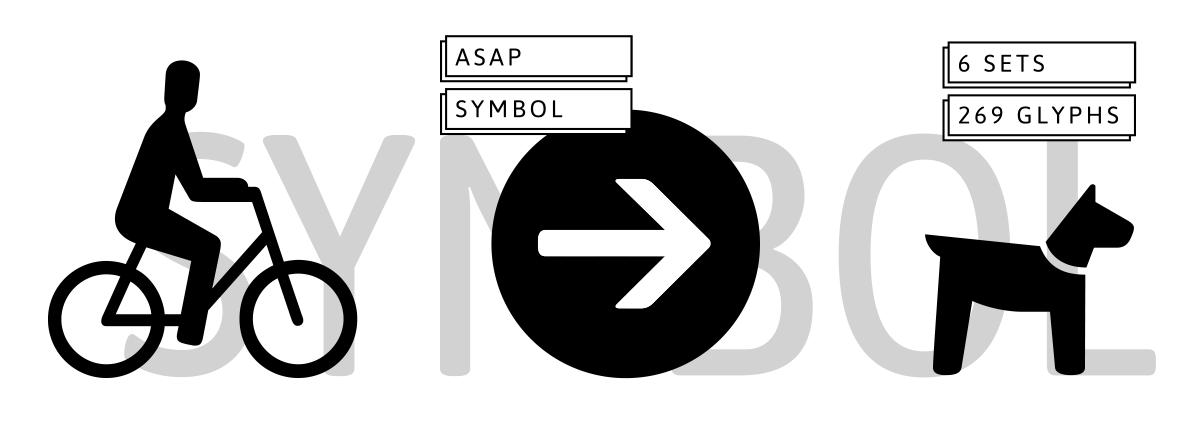 Asap Symbol - Slider 1