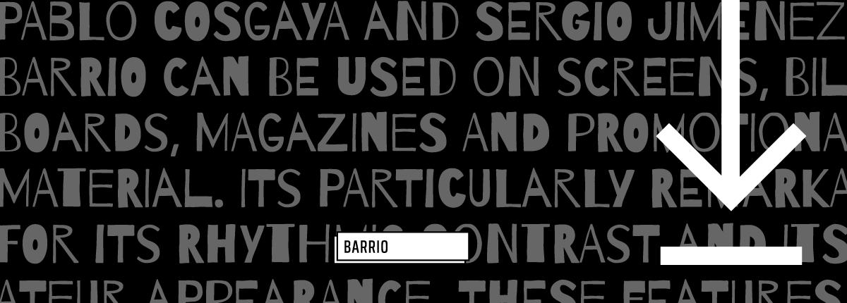 Barrio - Slider 3