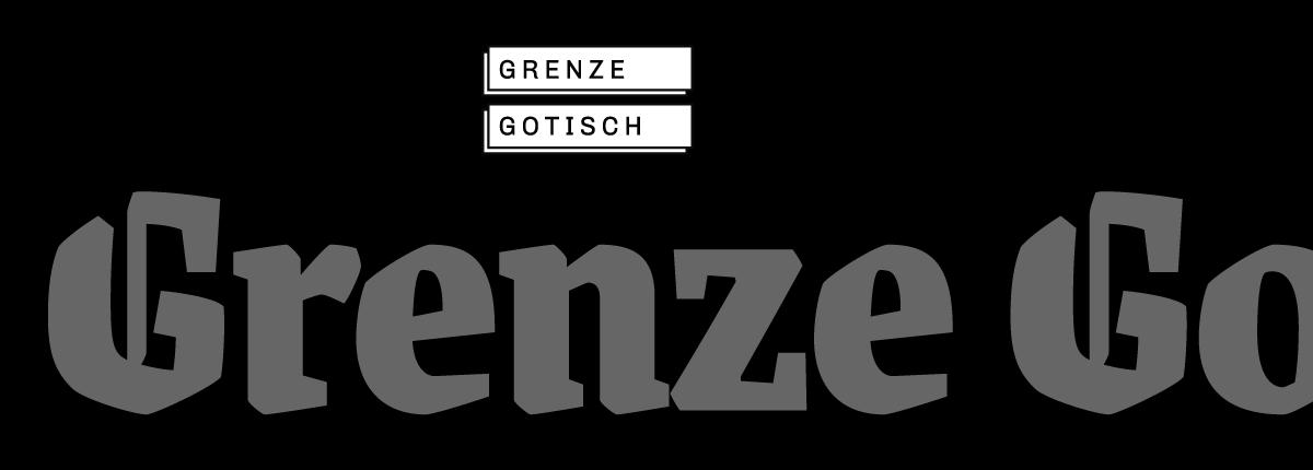 Grenze Gotisch - Slider 1