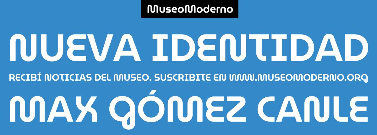MuseoModerno - Slider 2