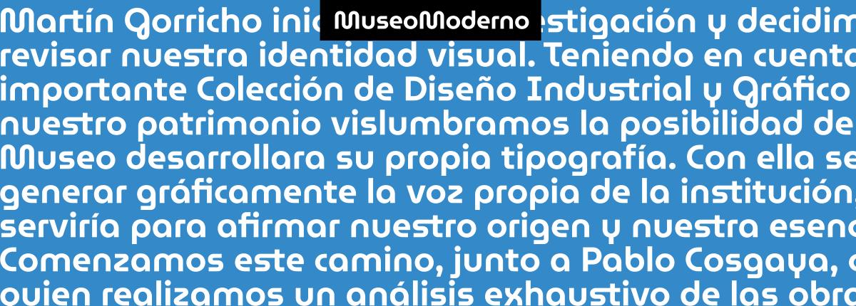 MuseoModerno - Slider 3