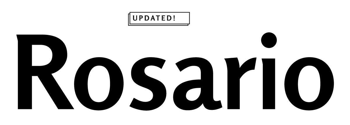 Rosario - Slider 1