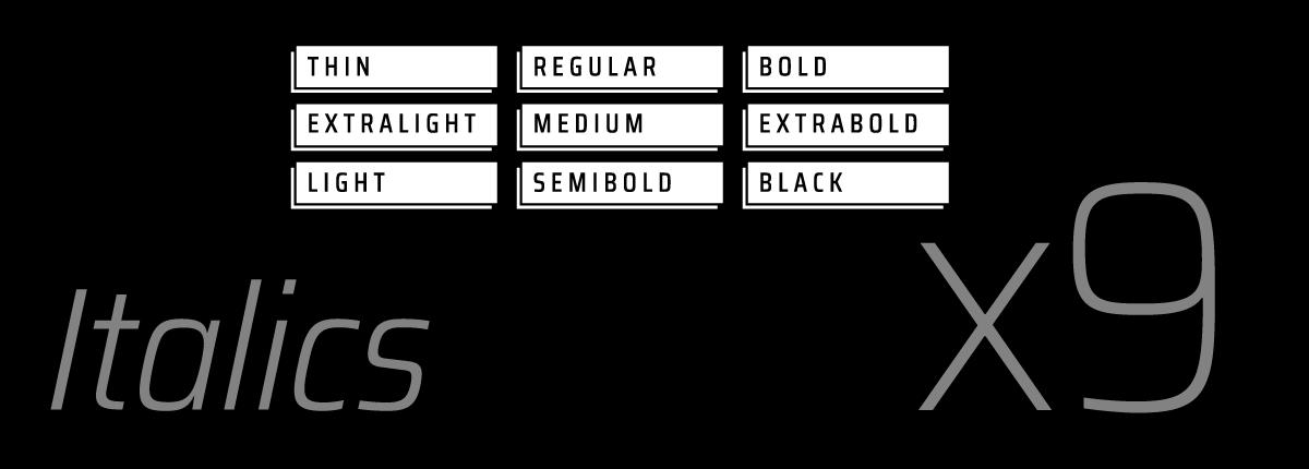 Saira Semi Condensed - Slider 2