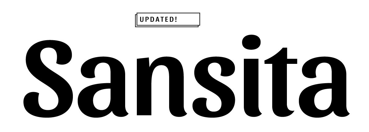 Sansita - Slider 1
